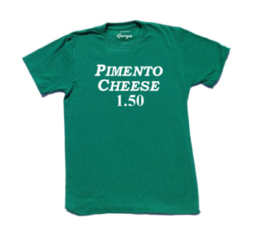 Classic Georgia PIMENTO CHEESE T-Shirt Augusta Golf