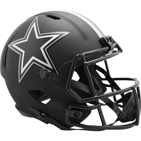 Dallas Cowboys Authentic Speed Football Helmet 2020 ECLIPSE