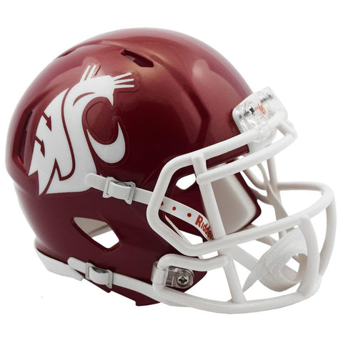 Washington State Riddell Speed Mini Helmet