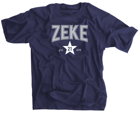 Zeke Cowboys T-Shirt