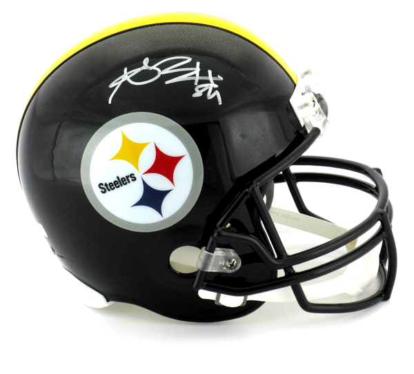 Antonio Brown Signed Pittsburgh Steelers Riddell Full Size NFL Helmet - JSA