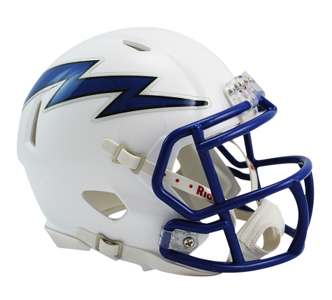 Air Force Falcons Riddell Speed Mini Helmet - Helmet - SPORTSCRACK