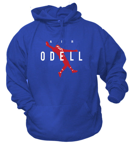 Air Odell from Eli Manning NY Hoodie Sweatshirt