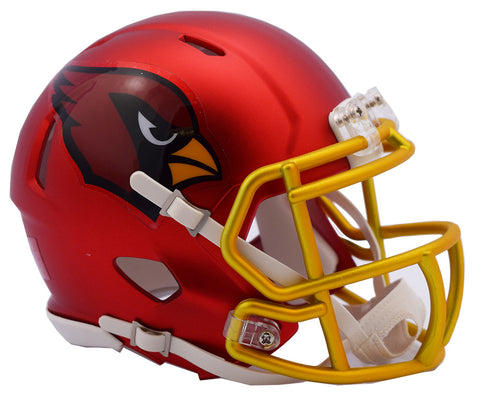 ARIZONA CARDINALS BLAZE SPEED MINI HELMET