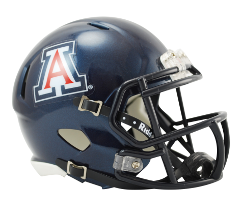 Arizona Wildcats Riddell Speed Mini Helmet - Helmet - SPORTSCRACK