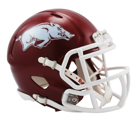 Arkansas Razorbacks Riddell Speed Mini Helmet - Helmet - SPORTSCRACK
