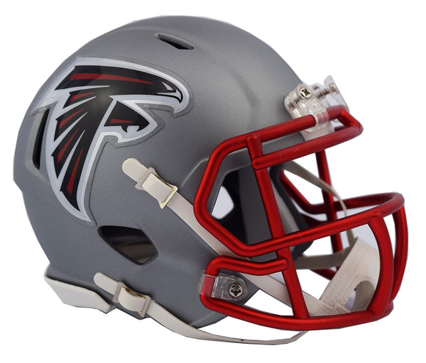 ATLANTA FALCONS BLAZE SPEED MINI HELMET