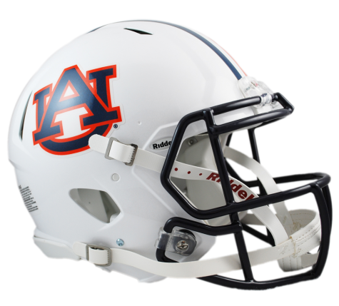 AUBURN REVOLUTION SPEED AUTHENTIC HELMET