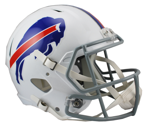BUFFALO BILLS SPEED REPLICA HELMET - Helmet - SPORTSCRACK