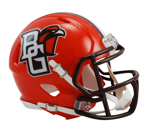 Bowling Green Falcons Riddell Speed Mini Helmet - Helmet - SPORTSCRACK