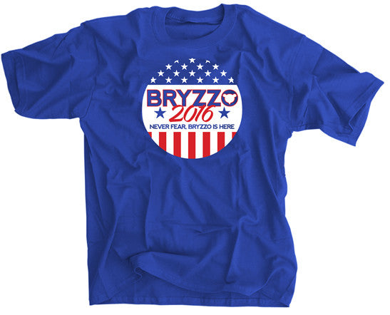 BRYZZO CHICAGO BASEBALL SHIRT -  - SPORTSCRACK
