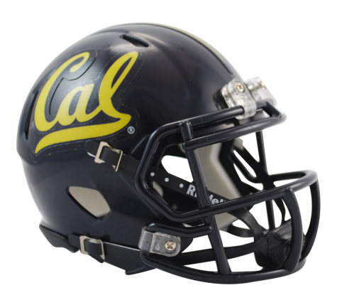 California Bears Riddell Speed Mini Helmet - Helmet - SPORTSCRACK