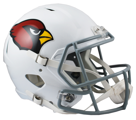 ARIZONA CARDINALS SPEED REPLICA HELMET - Helmet - SPORTSCRACK