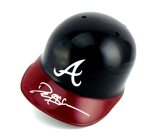 Deion Sanders Signed Atlanta Braves Rawlings MLB Batting Helmet