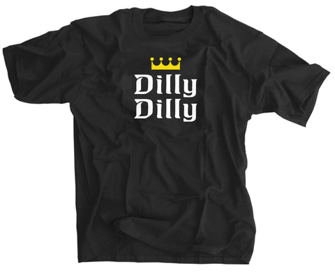 Dilly Dilly Black Shirt