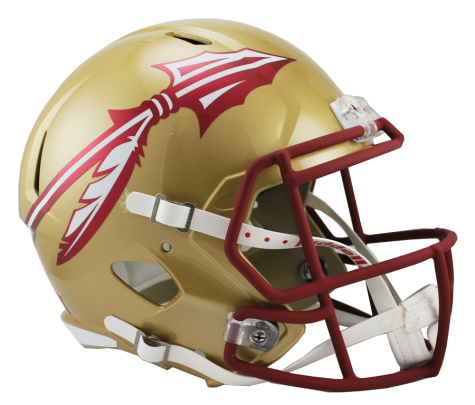 FLORIDA STATE SPEED REPLICA HELMET