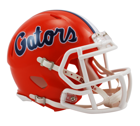 Florida Gators Riddell Speed Mini Helmet - Helmet - SPORTSCRACK