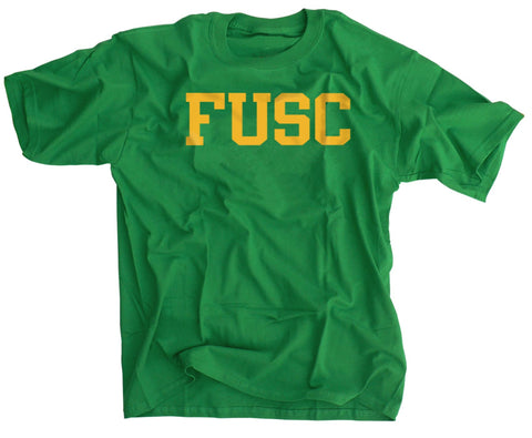 FUSC GREEN SHIRT