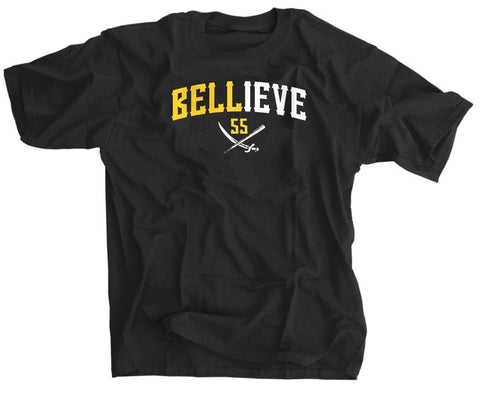 Bellieve Pittsburgh Baseball Shirt