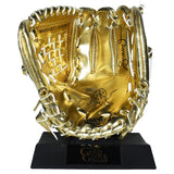 Andruw Jones Signed Rawlings Mini Gold Glove Award (PSA)