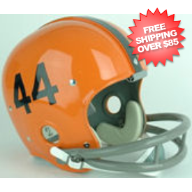 Syracuse Orangemen 1964 to 1977 Floyd Little Full Size NCAA Throwback Authentic Vintage Football Helmet