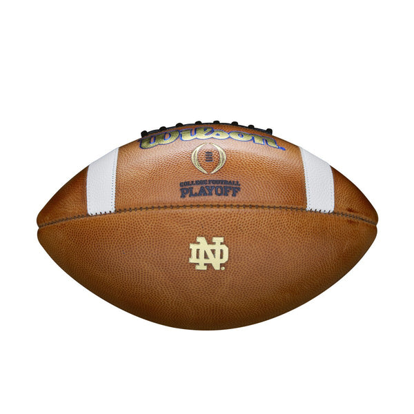 Notre Dame 2018 Wilson College Football Playoff Football