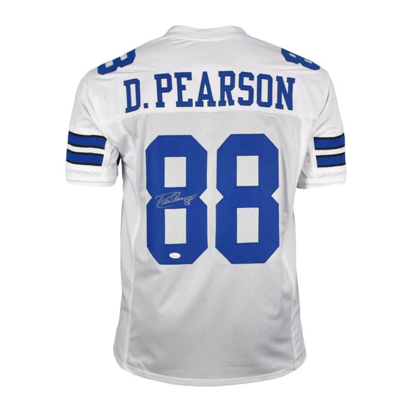 Drew Pearson Signed Dallas Cowboys White Custom Jersey