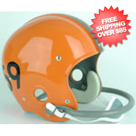 Syracuse Orangemen 1959 to 1963 Full Size NCAA Throwback Authentic Vintage Football Helmet