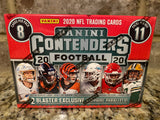 2020 Panini Contenders Football Blaster Box - Sealed (Fanatics Exclusive)