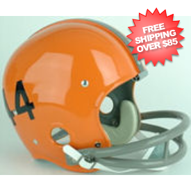 Syracuse Orangemen 1959 to 1963 Ernie Davis Full Size NCAA Throwback Vintage Football Helmet
