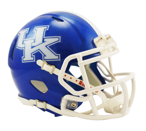 Kentucky Wildcats Riddell Speed Mini Helmet - Helmet - SPORTSCRACK