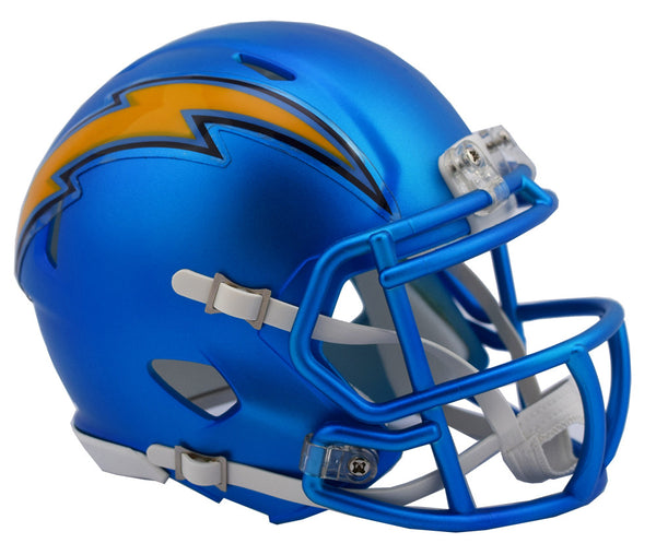 LOS ANGELES CHARGERS BLAZE SPEED MINI HELMET