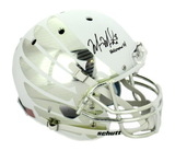 "Marcus Mariota Signed Oregon Ducks Schutt Full Size White Vapor Helmet With ""Heisman 14"" Inscription"