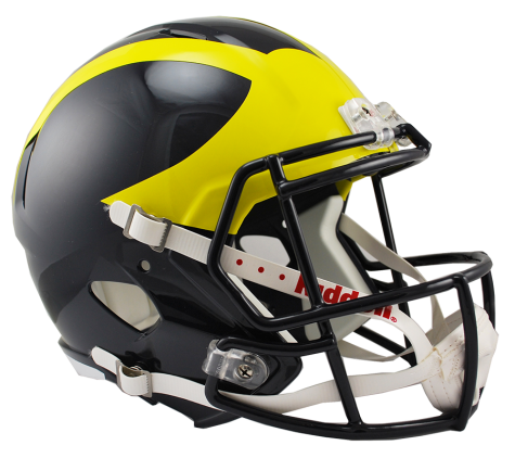 MICHIGAN SPEED REPLICA HELMET