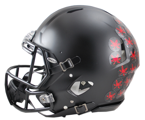 OHIO STATE 2015 ALTERNATE SPEED AUTHENTIC HELMET