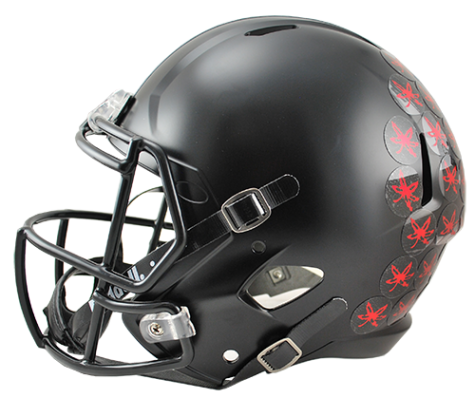 OHIO STATE 2015 ALTERNATE SPEED REPLICA HELMET