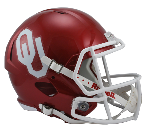 OKLAHOMA SPEED REPLICA HELMET