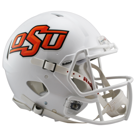OKLAHOMA STATE RIDDELL SPEED AUTHENTIC HELMET