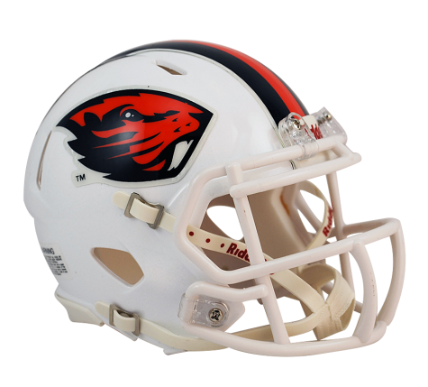 Oregon State Beavers Riddell Speed Mini Helmet - Helmet - SPORTSCRACK