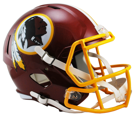 WASHINGTON REDSKINS SPEED REPLICA HELMET - Helmet - SPORTSCRACK