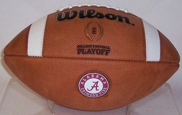 NCAA 2018 College Football Playoff CFP Alabama Roll Tide Wilson Game Football
