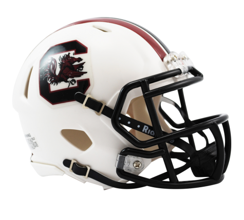 South Carolina Riddell Speed Mini Helmet - Helmet - SPORTSCRACK