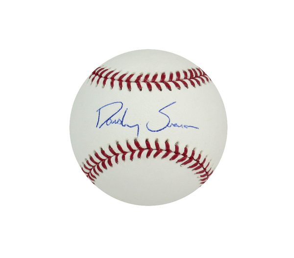 Dansby Swanson Autographed/Signed Atlanta Braves Official Rawlings Major League Baseball