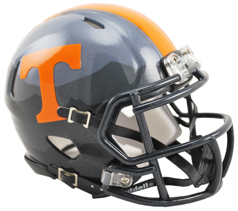 Tennessee Vols Smoky Mountains Riddell Speed Mini Helmet