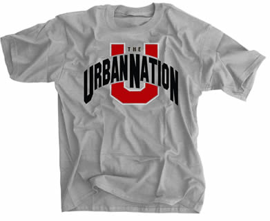 The Urban Nation Columbus, Ohio Shirt