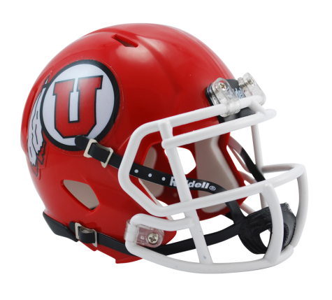 Utah Riddell Speed Mini Helmet