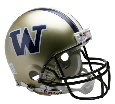 WASHINGTON VSR4 AUTHENTIC HELMET