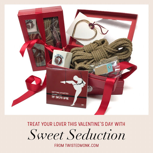 Valentine Gift-Box: Sweet Seduction