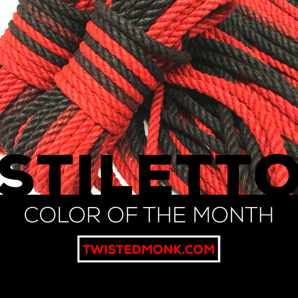 Color Of The Month: Stiletto