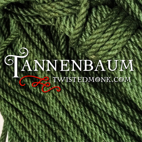 November Color Of The Month: Tannenbaum